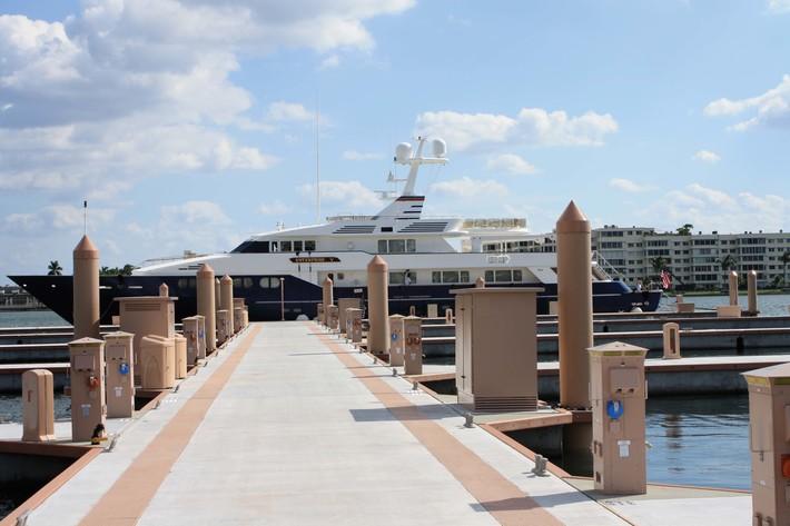 palm harbor docks